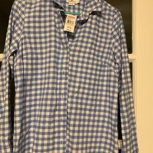 Vineyard Vines Women's flannel shirt